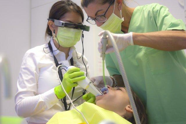 dentist leamington